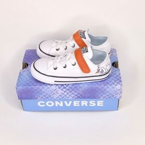 New Converse Frozen Olaf low top shoes